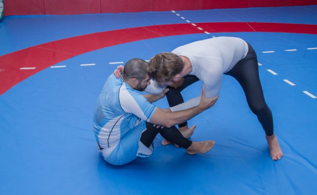 Lutte, Grappling, Fitness