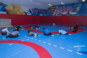 USC - Grappling