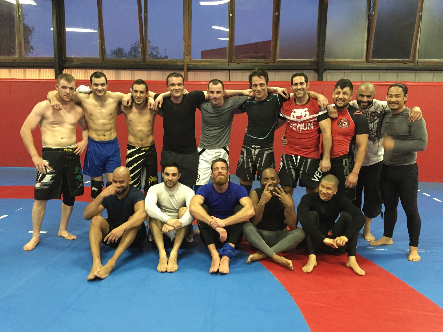 USC Grappling