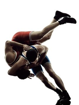 Club de lutte - grappling- fitness