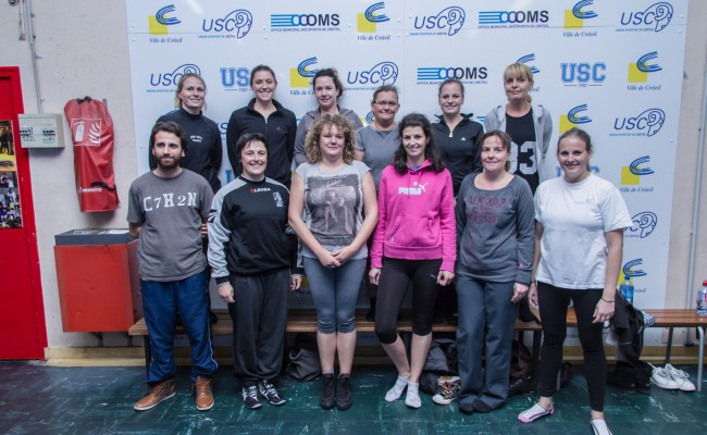USC CRETEIL – Fitness