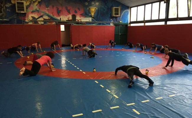 USC – Fitness – Créteil